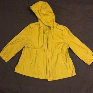 Women's spring jacket